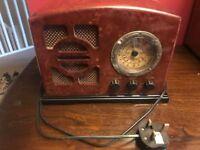 Steepletone Vintage look radio