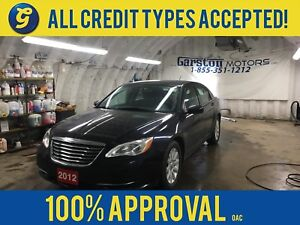 2012 Chrysler 200 LX*2 12inch ALPINE TYPE S SUBWOOFERS*
