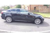 2007 Lexus IS 220D *SatNav, Reverse Camera*