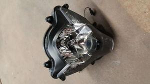 2006-2007 suzuki gsxr headlight