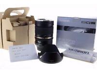 Tamron SP 24-70mm F/2.8 Di VC USD Canon Mount.