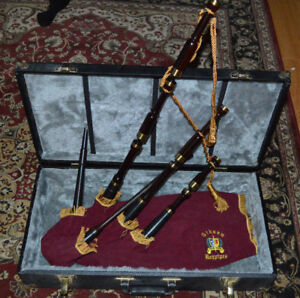 Smallpipes - Gibson Fireside