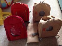 PacaPod bags / pods
