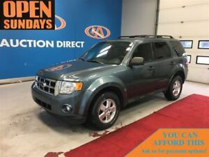 2012 Ford Escape XLT ALLOYS! FINANCE NOW!