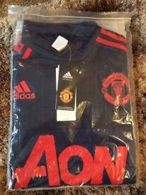 MUFC Training Jersey (long-sleeve)