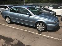 2004 Jaguar X TYPE AUTO. IMMACULATE MOT. TAX LEATHER FACELIFT MODEL