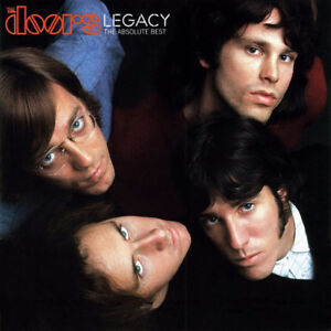 The Doors - Legacy (Absolute Best) cd double neuf & scèllé Rock
