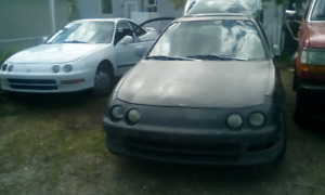 WANTED Engine/trans acura integra 2000