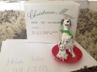 101 Dalmatians Disney Grolier Christmas Magic Decoration