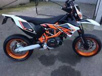 KTM SMC R 2014, very low miles
