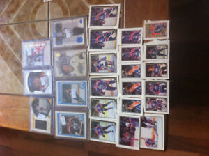 Gretzky cards and stickers