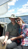 Skippered day-sailing adventure