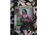 WWE / WWF / WCW / TNA WRESTLING DIESEL / KEVIN NASH SPOTLIGHT MAGAZINE