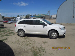 2010 DODGE SE JOURNEY IN ESTEVAN