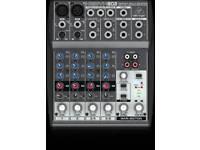 Xenyx Q802 Usb Mixer