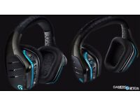 Logitech G933 ARTEMIS SPECTRUM Gaming headphones *NEW*