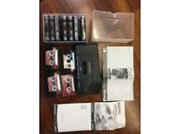 Phillips Pocket Memo 398 Dictation Machine