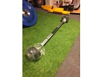 MYO Strength 12.5KG Barbell For Weight and Fitness Training