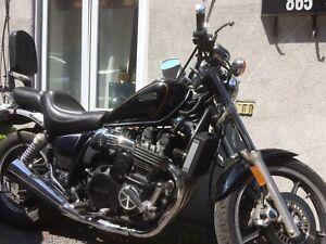 Yamaha Maxim xj 750