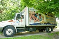 FOR ALL YOUR RESIDENTIAL MOVING NEEDS = Call Now (888)-627-2366