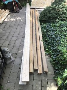 Used lumber for sale**
