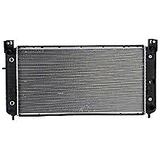 Brand New still in the box CU2370 2000 to 2014 Chevy GM radiator