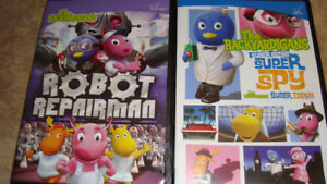 2 Backyardigins Childrens Dvds $1.00 ea