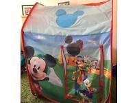 Disney play tent