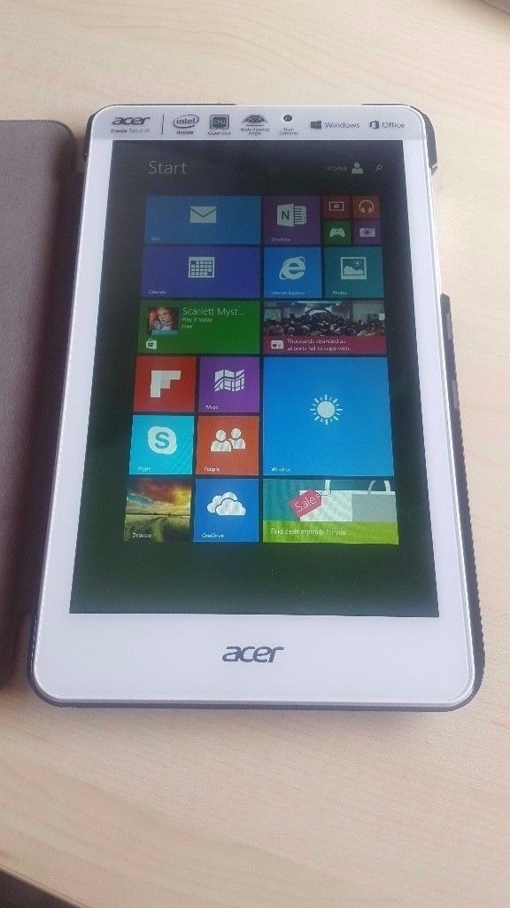 Acer Iconia Tab 8W W1-810 (8 inch) Tablet PC