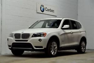 2014 BMW X3 xDrive28i PREMIUM | NAVIGATION | EXECUTIVE