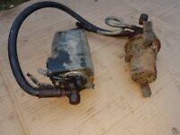 mk1 golf gti genuine fuel pump accumulater and tank