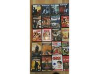 REDUCED FOR QUICK SALE!! JOB LOT 72 DVD's for sale