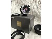 Leica Voigtlander 35mm 1.4 MC - As New