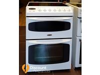 60cm Tricity Bendix Ceramic Cooker, Fan Assisted Oven/Grill- 6 Months Warranty