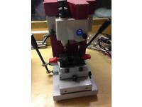 Keyline Bianchi punto lasercut Key Cutting machine