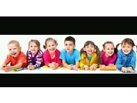 Child carer/Baby sitter/Child minder