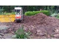 Free top soil for collection gedling