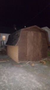 8x11.5' Shed for sale.