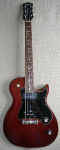 Godin Empire P90 Electric Guitar with Bag