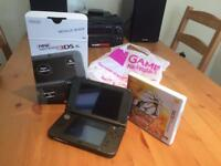 Brand new Nintendo 3dsxl (latest model)