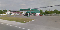 Francis Fuels Gas Station in Almonte, ON