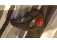 Dual design hand held desktop use or in air use Trackball Mouse BNIB