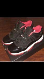 Jordan 11 Bred size 12