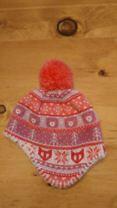 Baby Girl - The North Face Winter Hat