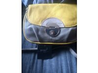 Brand new new look hand bag mustard/yellow/brown