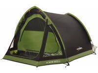 Vango Ark 200+ 2 Man Tent Black/Green - New