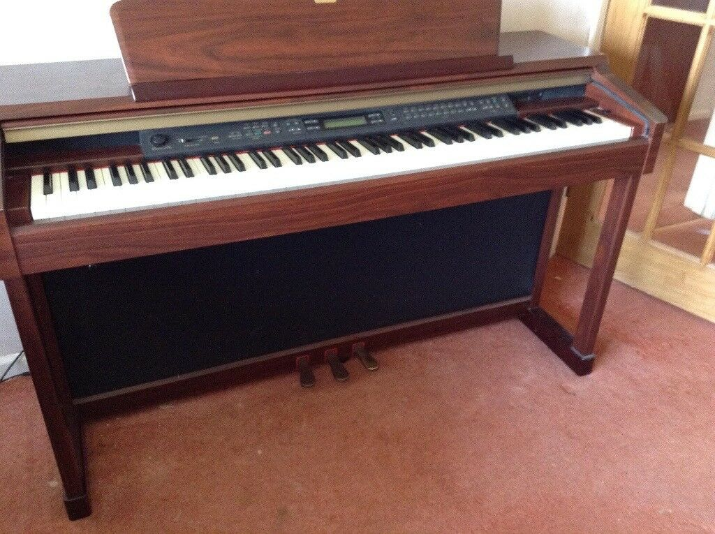 Yamaha clavinova clp 170 digital piano in excellent for Used yamaha clavinova cvp for sale