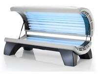 24 TUBE DOUBLE HOME SUNBED IN GOOD CONDITION