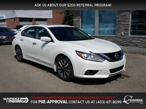 2016 Nissan Altima 2.5 SV, BACKUP CAM, HEATED SEATS, SUNROOF