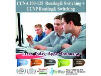 CCNA INSTRUCTOR LED HANDS-ON Training: LIMITED PLACES